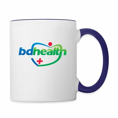 Health care / Medical Care/ Health Art - Contrast Coffee Mug