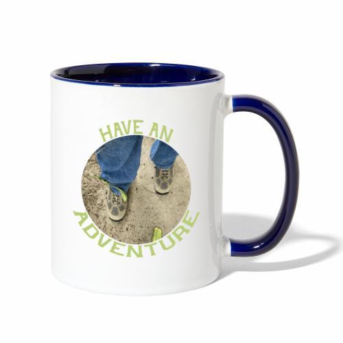 Have an Adventure - Contrast Coffee Mug