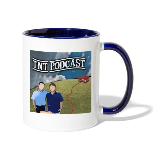 Full Logo - Contrast Coffee Mug
