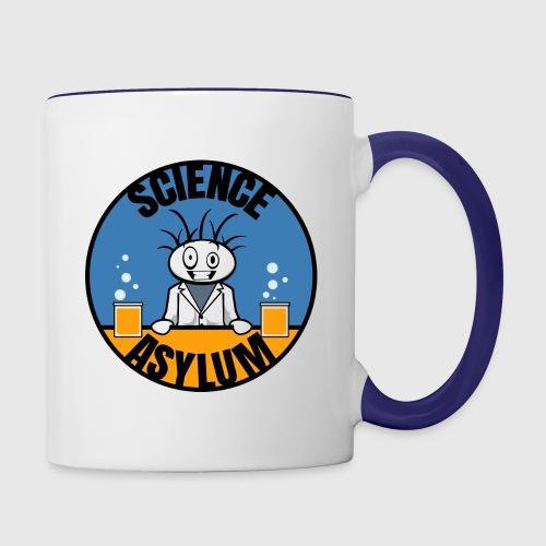 Science Asylum Logo - Contrast Coffee Mug