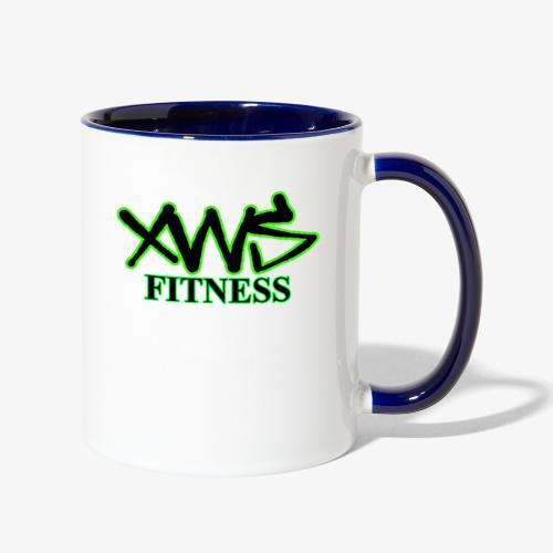 XWS Fitness - Contrast Coffee Mug