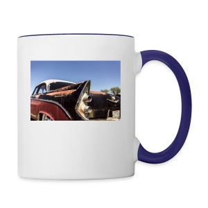 Hot rod - Contrast Coffee Mug