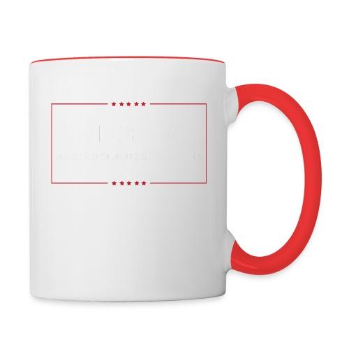Make Presidents Great Again - Contrast Coffee Mug