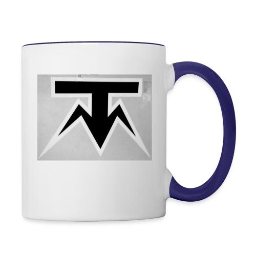 TMoney - Contrast Coffee Mug