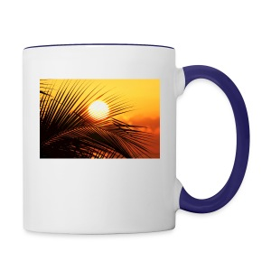 beautiful jamaica - Contrast Coffee Mug