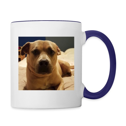 Linus1 - Contrast Coffee Mug