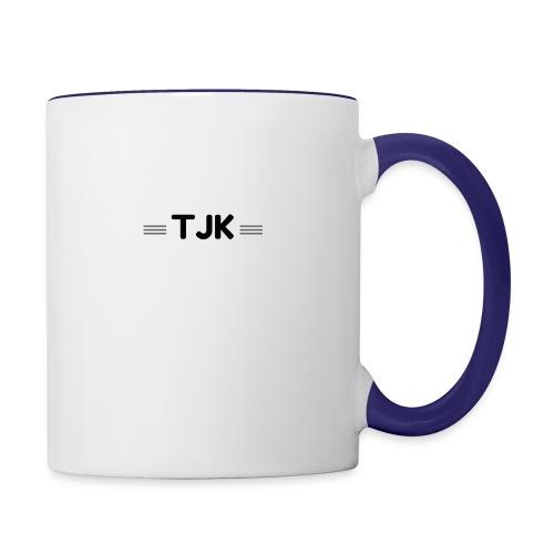 TJK 1 - Contrast Coffee Mug