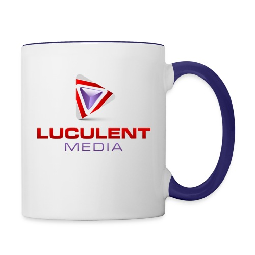 Luculent Media Swag - Contrast Coffee Mug