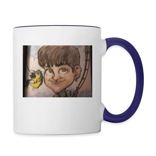Mitroboy66 3 - Contrast Coffee Mug