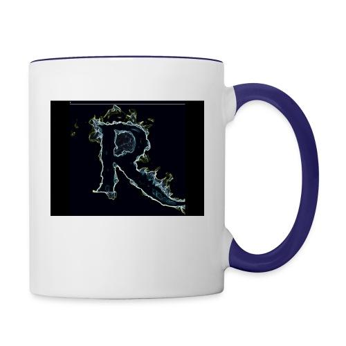 445 pin - Contrast Coffee Mug