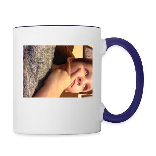 Lukas - Contrast Coffee Mug