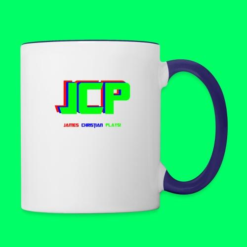 James Christian Plays! Original Set - Contrast Coffee Mug