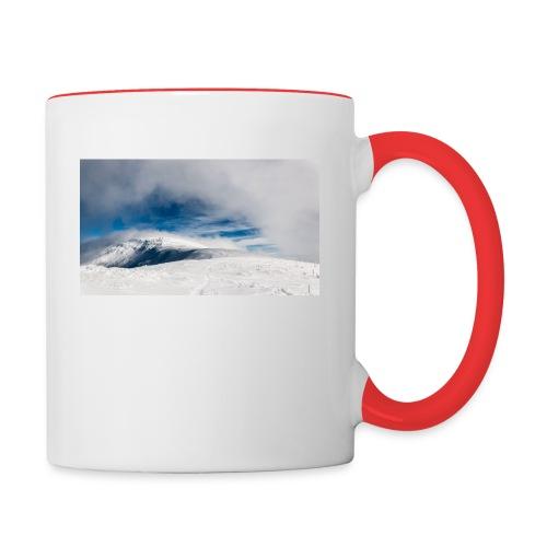 Wasteland - Contrast Coffee Mug