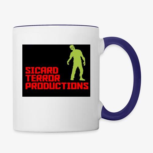 Sicard Terror Productions Merchandise - Contrast Coffee Mug