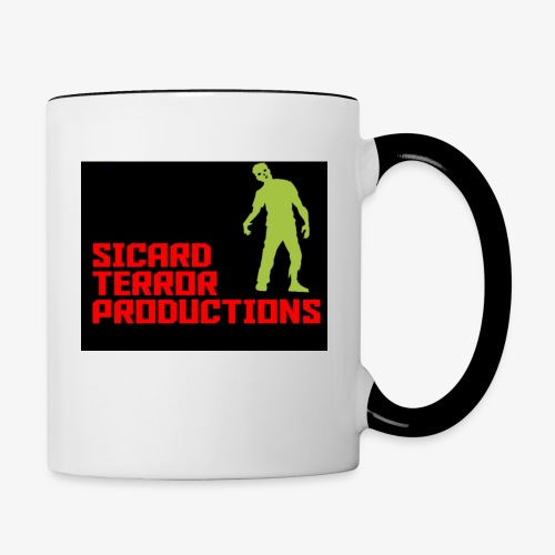Sicard Terror Productions Merchandise - Contrast Coffee Mug