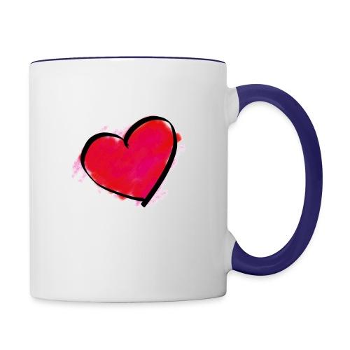 heart 192957 960 720 - Contrast Coffee Mug
