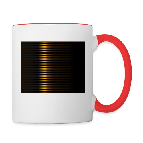 Gold Color Best Merch ExtremeRapp - Contrast Coffee Mug