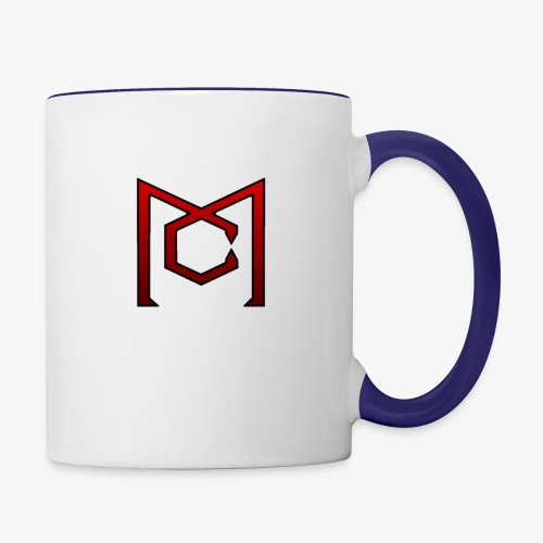 Military central - Contrast Coffee Mug