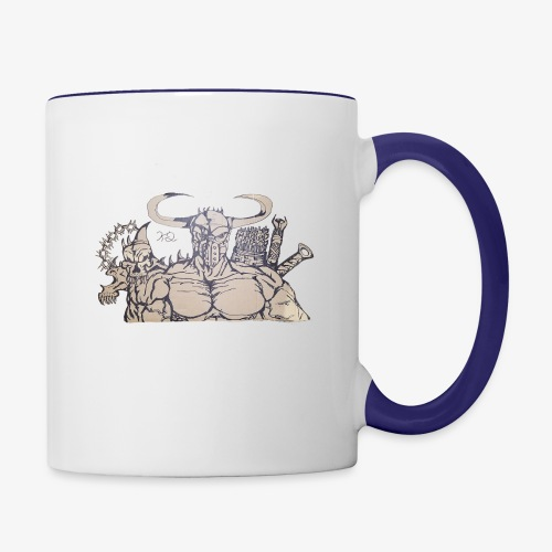 bdealers69 art - Contrast Coffee Mug