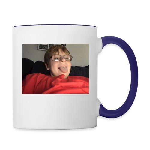 Lol - Contrast Coffee Mug