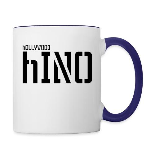 Industrial Logo - Contrast Coffee Mug