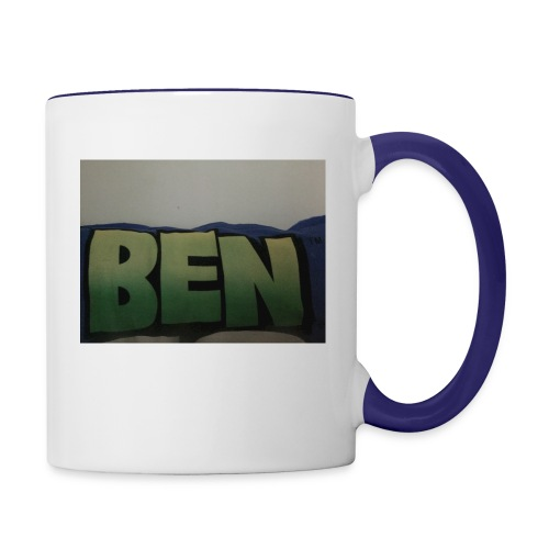 Brendan Morris - Contrast Coffee Mug