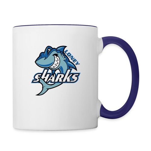 Loney FINAL - Contrast Coffee Mug