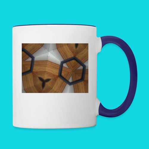 Kaleidoscope - Contrast Coffee Mug