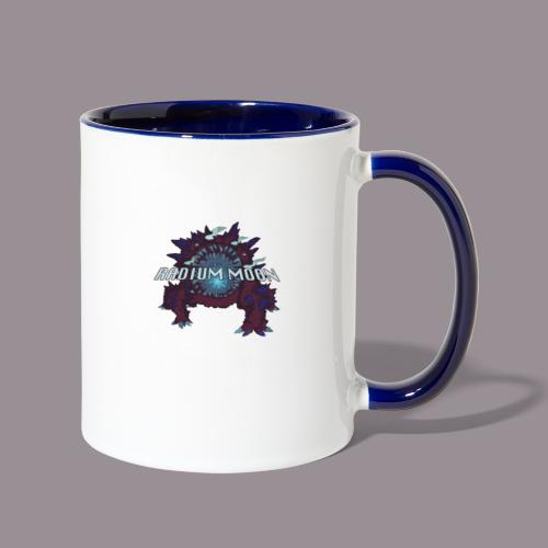 MoonMonster Casey Fulton design - Contrast Coffee Mug