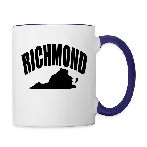 RICHMOND - Contrast Coffee Mug