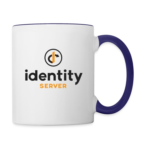 Idenity Server Mug - Contrast Coffee Mug