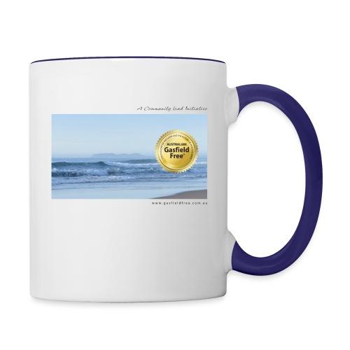 Beach Collection 1 - Contrast Coffee Mug