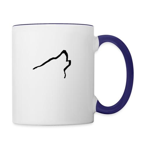 Alpha - Contrast Coffee Mug