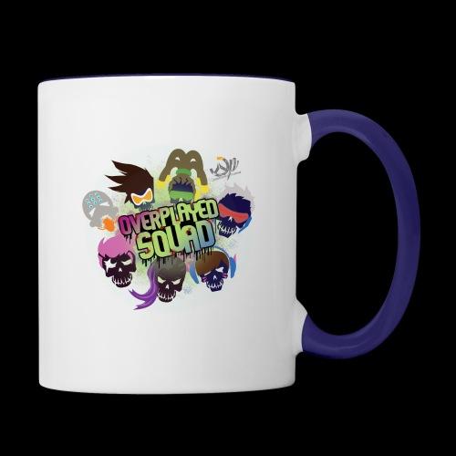 Overplayed Squad - Contrast Coffee Mug