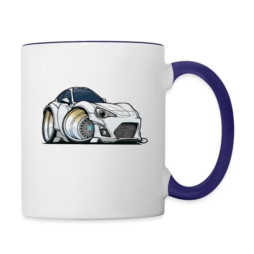 Toyota 86 - Contrast Coffee Mug