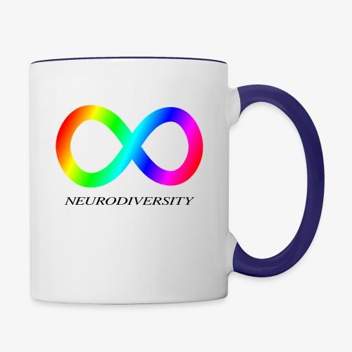 Neurodiversity - Contrast Coffee Mug