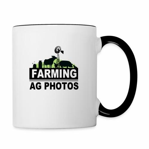 Farming Ag Photos - Contrast Coffee Mug