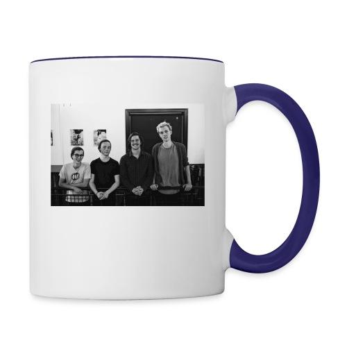 groupphoto - Contrast Coffee Mug