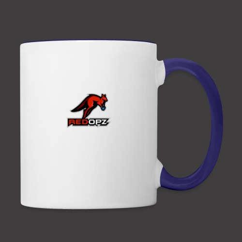 RedOpz Basic - Contrast Coffee Mug