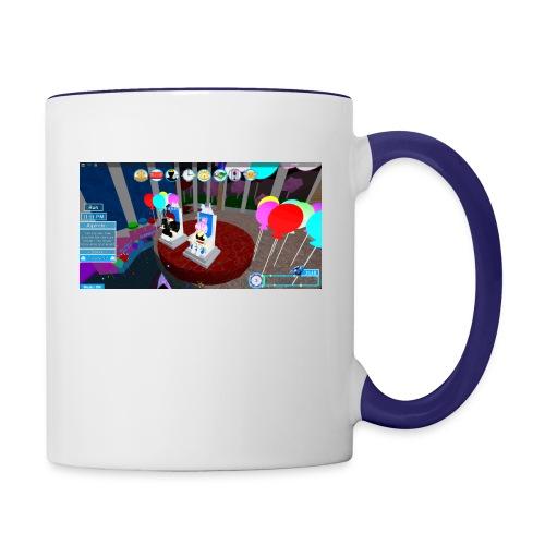 prom queen - Contrast Coffee Mug