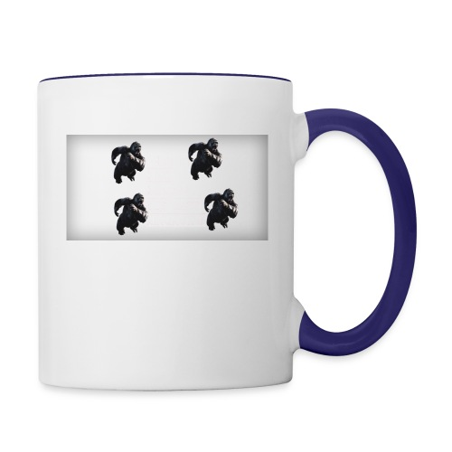 KINGKONG! - Contrast Coffee Mug