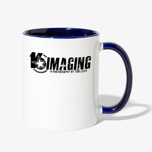 16IMAGING Horizontal Black - Contrast Coffee Mug