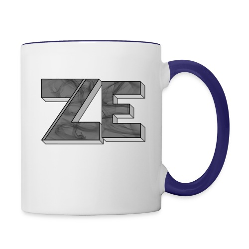 Ze - Contrast Coffee Mug