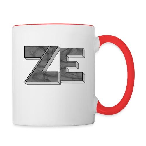 Ze - Contrast Coffee Mug