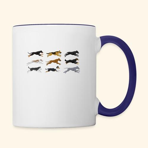 The Starting Nine - Contrast Coffee Mug