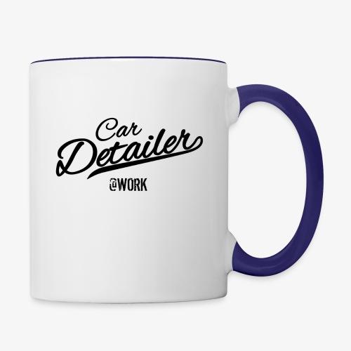Detailer @work - Contrast Coffee Mug