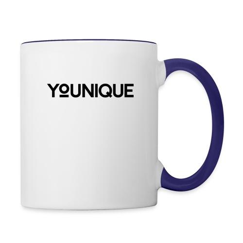 Uniquely You - Contrast Coffee Mug