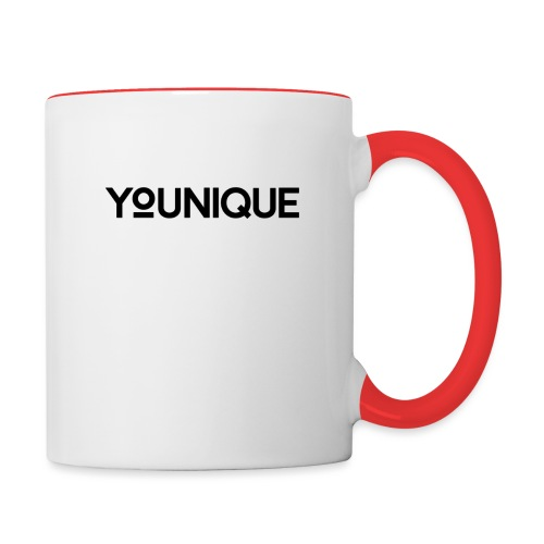 Uniquely You - Contrast Coffee Mug