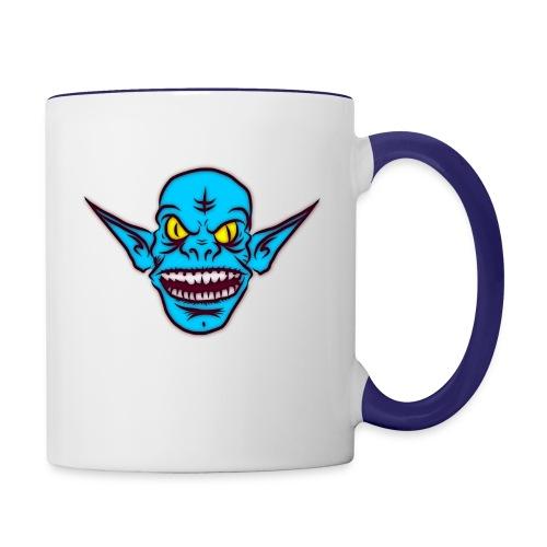 Troll - Contrast Coffee Mug