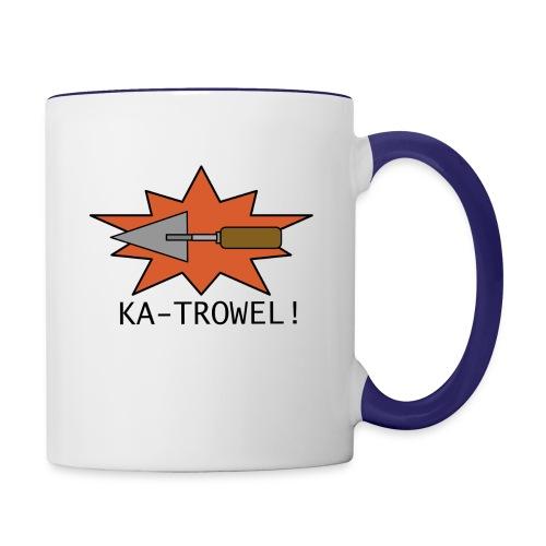 Trowel Power - Contrast Coffee Mug